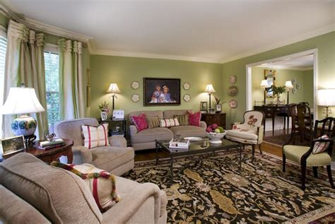 Green Living Rooms by Green Living Room Ideas