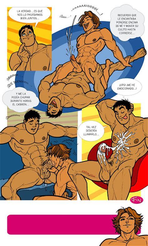 C Mo Me Gustan Las Pollas Comic David Cantero Gay Banana I