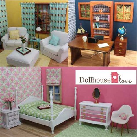 doll house decorations dollhouse love reinvents dollhouses for diy decorating and interior design