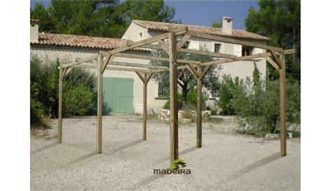 Construire Terrasse En Bois Soi Même 3337 by Montage Carport Bois Brico Depot