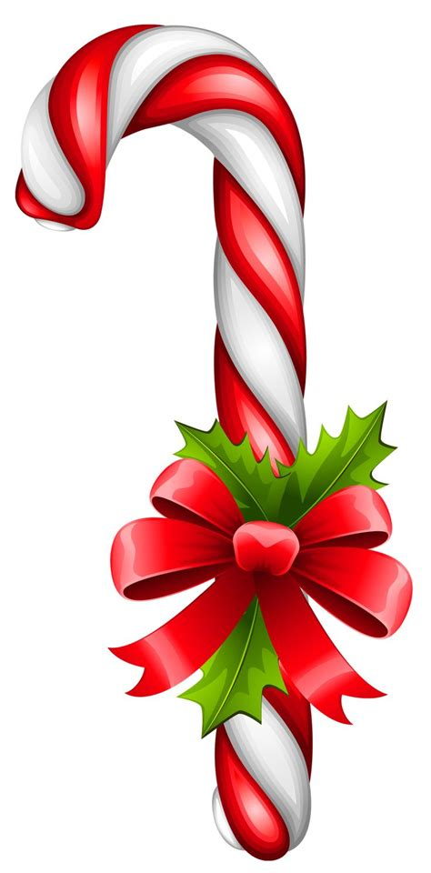 Christmas Candy Cane Transparent PNG Clipart   Clip Art Christmas   Pinterest   Candy canes