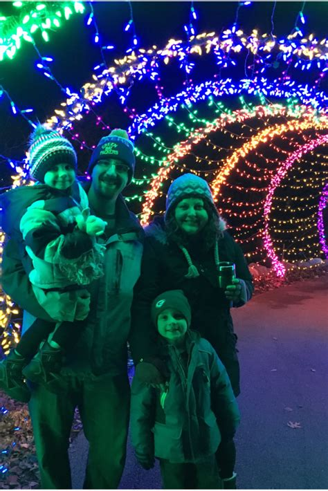 family holiday lights tradition sing 169 sweepstakes