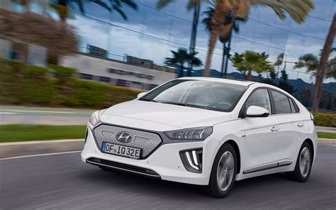 Hyundai Ioniq Electric 2020 by 2020 Hyundai Ioniq Electric Gets More Range And Power