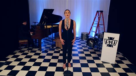 demi lovato stone cold studio version shoshana bean performs a stunning rendition of demi lovato