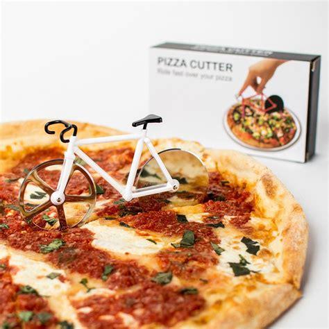 Pizza Cutter Pemotong Pizza pemotong pizza unik berbentuk sepeda teknologi www