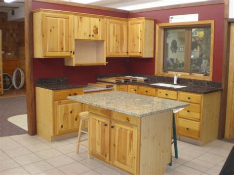Pine Kitchen Cabinets by Best Knotty Pine Kitchen Cabinets Tedx Designs