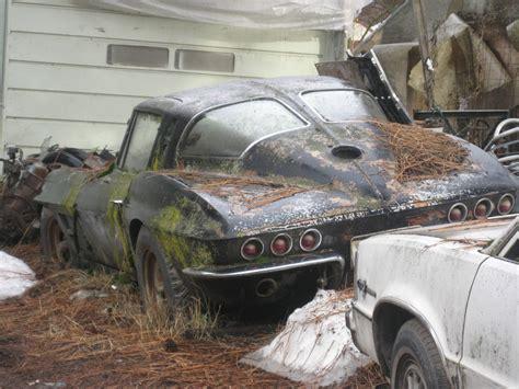 Barn Find supercarworld barn finds ii