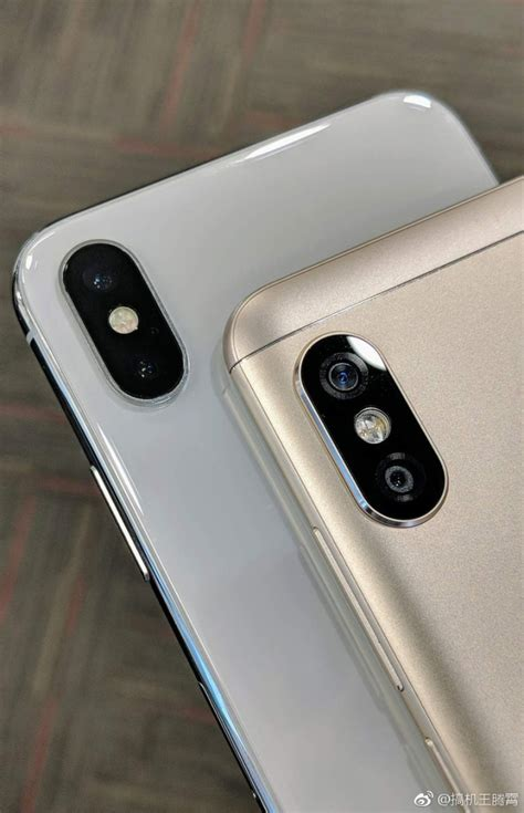 Redmi Note 5 Pro redmi note 5 pro leaked photo reveals amazing vertical