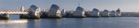 thames barrier hydraulics time and tide apex hydraulics
