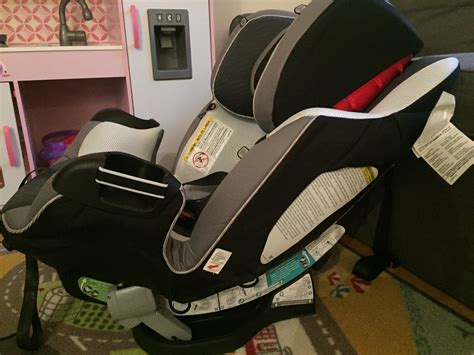 evenflo reclining car seat evenflo symphony dlx with sensorsafe review best buy blog