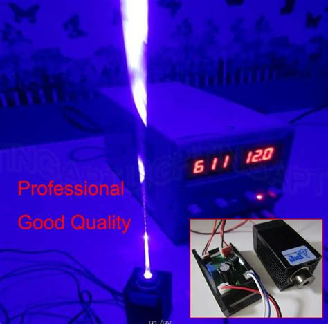diode laser blue 1000mw diy focusable high power 1000mw 1200mw 450nm 445nm blue laser diode module withttl for cnc