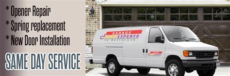 Garage Qualified Garage Door Repair Bellerose Infographic