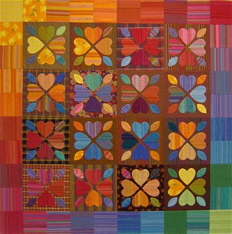 pattern for a heart quilt quilt inspiration free pattern day hearts and valentines