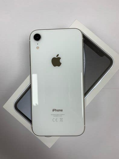iphone xr 128gb white for sale in allenwood kildare from scary eire
