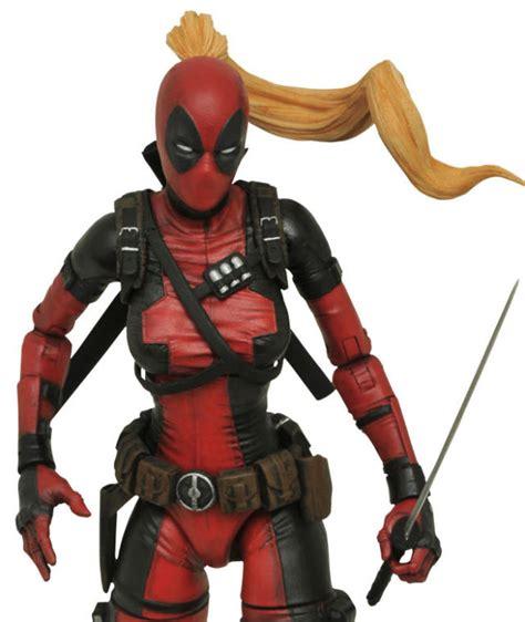 New Original Marvel Select Deadpool marvel select deadpool figure headpool revealed marvel news