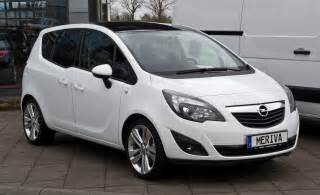 Opel Meriva 2013 Opel Meriva 1 6 2013 Auto Images And Specification