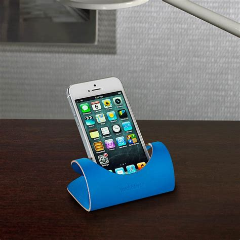 Desk Phone Accessories Curvilinear Phone Stand Levenger