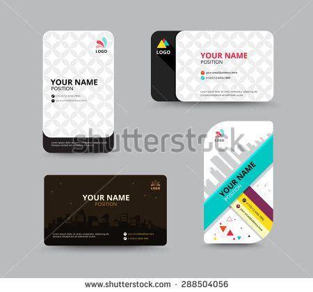 uf business card template 25 gambar id card terbaik di