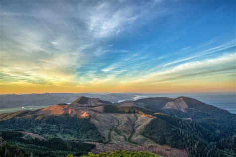 oregon landscape photography angora peak backpacking