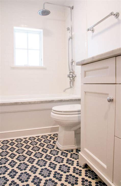 shower niche transitional bathroom isk design