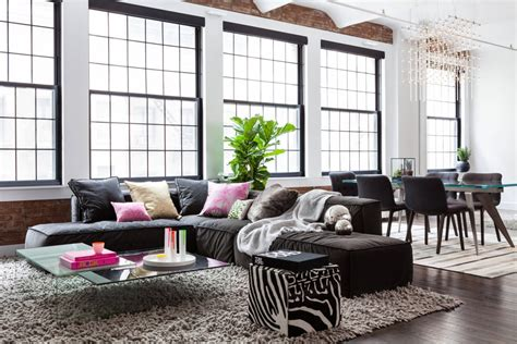 living high in a new york flatiron loft designshuffle blog flatiron loft by aline studio homeadore
