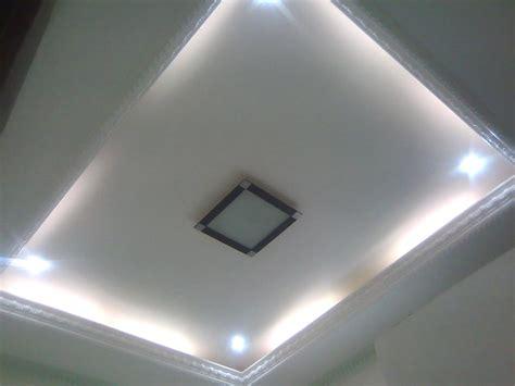 Plafon Minimalis Led 70 desain plafon ruang tamu cantik renovasi rumah net