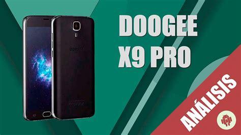 doogee  pro review en espanol android  quad core smartphone mt youtube