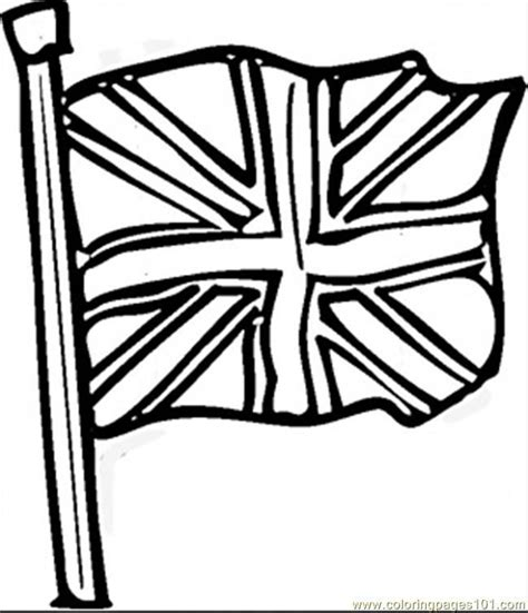 england flag coloring page az coloring pages
