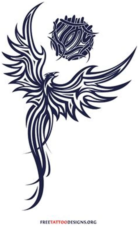 phoenix tattoo removal loughborough dragon flame 169 vector images com my style pinterest