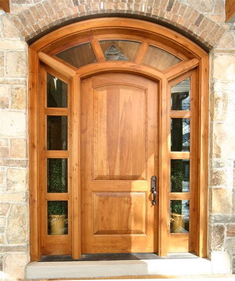 Unique Front Doors Doors Custom Made And Designed Customwoodtz