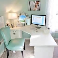 Home Office Decorations feminine style home office decor decorazilla design blog