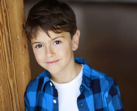 new child stars breakout child actor samuel faraci stars in three upcoming