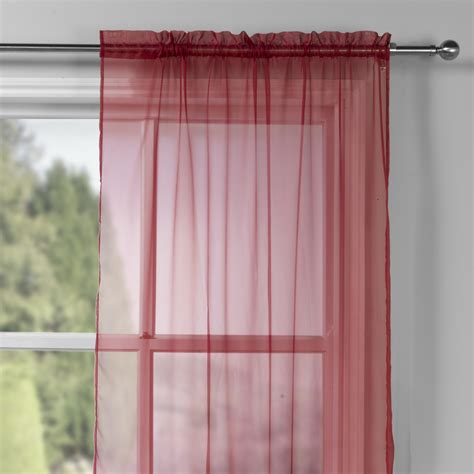 the range voile curtains glacier voile panel curtain
