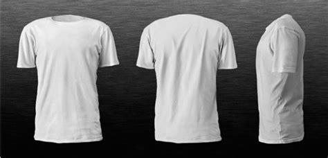 Baju Putih Polos Depan Belakang template desain kaos photoshop gratis grosir kaos distro original bandung