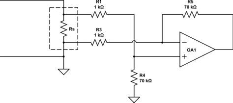 shunt resistor offset lify shunt resistor voltage to an arduino using an op electrical engineering stack exchange