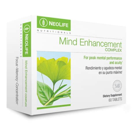 Neolife Detox by Mind Enhancement Complex Shareable Health