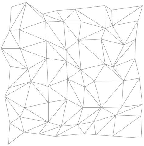pattern color tikz color generate coloured fancy delaunay patterns in tikz