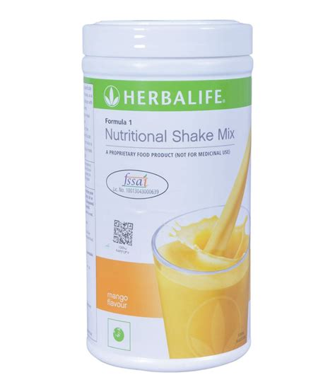 1 weight loss shake herbalife formula 1 shake 500g weight loss mango available