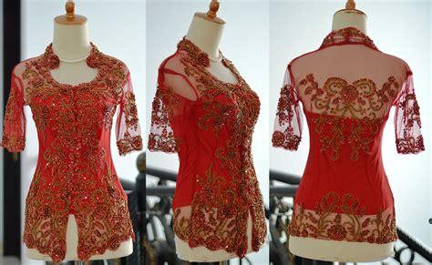 Kebaya Payet Melati Terbaru Fashion Wanita jual kebaya lengan pendek pesta wisuda model terbaru