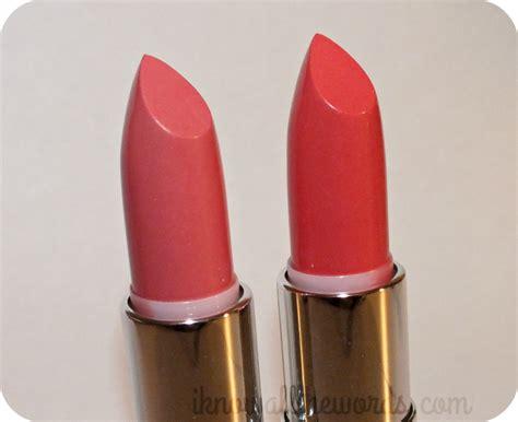 The Bodyshop Lipstick the shop colour crush lipstick i all the words