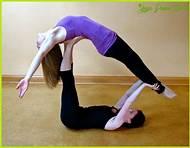 Challenge 2 Person Yoga Poses