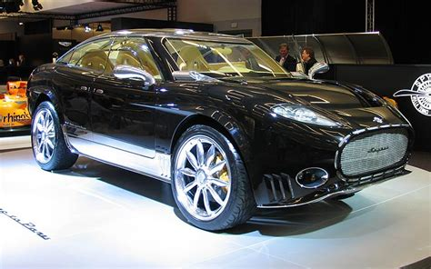 spyker suv report spyker developing electric suv for 2017 debut