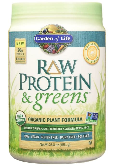 Garden Of Protein And Greens Choosing The Best Vegan Protein Powder Ultimate Guide