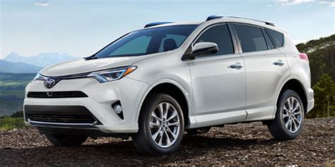 Toyota Rav4 Trim Levels What Are The Differences Between The Toyota Rav4 And