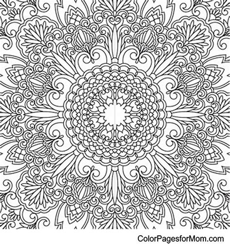 romantic mandala coloring pages 10759 mejores im 225 genes de mandala coloring books en
