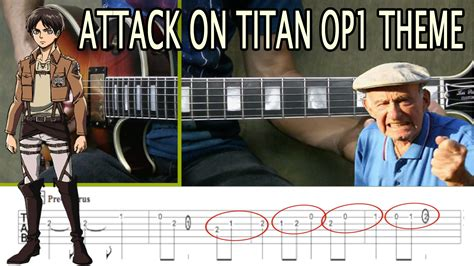theme song attack on titan free lesson learn the attack on titan opening 1 theme