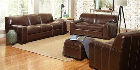 leather sofa set costco leather sofas sectionals costco