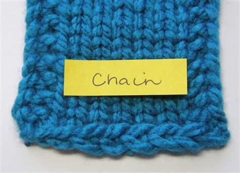 bind loom knitting choices in cast ons bind offs detailed comparisons of