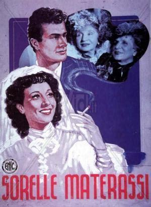 sorelle materasso sorelle materassi 1944 filmaffinity