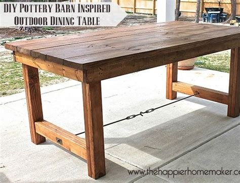 best 25 diy dining table ideas on farmhouse
